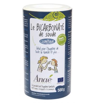 Bicarbonate de soude 500 g cosmetique