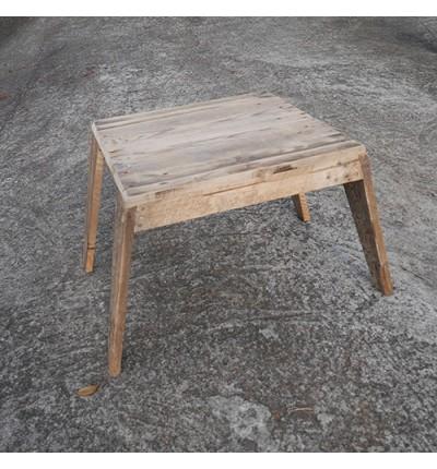 Table basse Tetra empilable en Kit