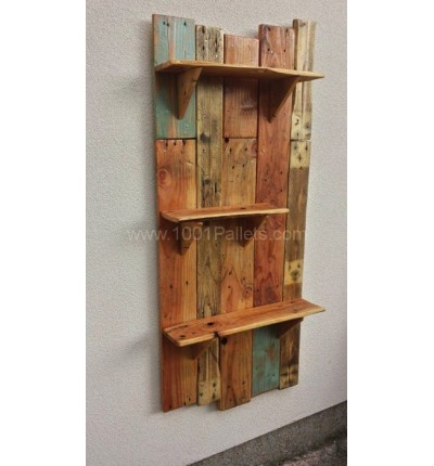 Initiation au bricolage de meubles en palettes